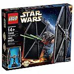 LEGO Star Wars 75095 Tie Fighter Building Kit $49