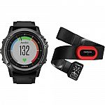 Garmin - fenix 3 GPS Watch $375, Heart Rate $487 and more