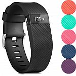 Fitbit Charge HR Activity, Heart Rate + Sleep Wristband $90