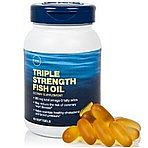 $9.99 Sale + BOGO 50% Off (2x GNC Triple Strength 60 Softgel Fish Oil $15 and more)