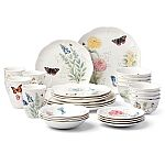 Lenox Butterfly Meadow 28-piece Dinnerware Set $155
