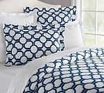 Up to 70% off Summer Duvet Event: Nova duvet cover, 100% cotton, king/cal king $26 and more