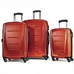 Samsonite Winfield 2 Fashion Hardside 3 Piece Spinner Set - Orange (56847-1641) $249