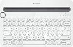 Logitech K480 Bluetooth Multidevice Keyboard $22