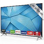 "VIZIO 60"" 4K Smart Ultra HDTV (M60-C3) $720"