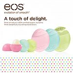 EOS Lip Balm and Hand Lotion Combination Pack $11