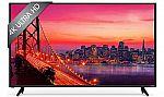 """Vizio E60u-D3 60"""" 4K UHD Smart LED HDTV + $300 Dell eGift Card $800"""