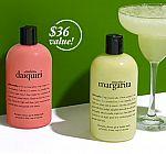 Free Senorita Margarita and Melon Daiquiri Shower Gel duo (a $36 value) with any $40 purchase