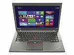 """Lenovo Thinkpad T450 14"""" Laptop  (i5-5200U 4GB 500GB Win7Pro) $500"""