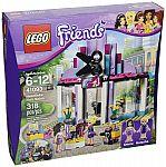 LEGO Friends 41093 Heartlake Hair Salon $15.50