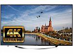 Hitachi LU43V809 43-Inch 2160p 4K LED TV $299, Sony XBR-55X900C - 55-inch 4K Ultra HD 3D Smart LED TV $799