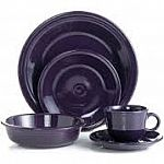 """4 Sets of 5-Pc Fiesta Dinnerware Sets $64, All-Clad 10"""" Tri-ply Stainless Steel Covered Fry Pan $52.50 and more"""