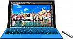 "Microsoft Surface Pro 4 Tablet: i5 6300U, 12.3"", 128GB SSD $750 (or $600 w/edu email)"