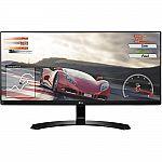 """LG 29UM68-P 29"""" UltraWide FHD IPS LED Monitor $230, Dell UltraSharp U2913WM $299"""