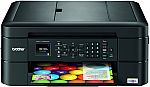 Brother Wireless Color Inkjet All-In-One Printer, Copier, Scanner, Fax, MFC-J480DW $50
