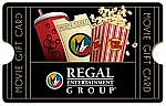 Regal $25 Gift Card  for $20 (Email Delivery)