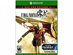 Free AR Xbox One Games: Final Fantasy Type-0 HD, NBA 2K15
