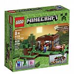30% off LEGO Minecraft Sale