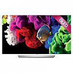 LG 55 Inch 4K Ultra HD Smart TV 55EF9500 3D UHD TV with 3D glasses (2pcs) $1,600