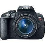 Canon EOS Rebel T5i DSLR Camera with 18-55mm Lens $480 + $5 shipping