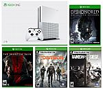 xBox One S 2TB Console+ Six Siege+ Metal Gear Solid V+ Division+ Dishonored $400