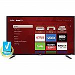 """TCL 50FS3800 50"""" 1080p 120Hz Roku Smart LED HDTV $198"""