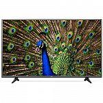 "LG UF6800 55"" 4K UHD Smart LED TV $499, 49"" 49LF6300 $380 and more"