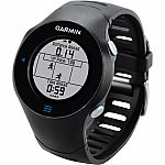 Garmin Forerunner 610 Touchscreen GPS Watch with HRM (Manufacturer refurbished) $90