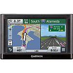"Garmin nuvi 55LM GPS Navigation System with Lifetime Maps 5"" Display $80"