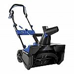 Snow Joe SJ624E Ultra Electric Snow Thrower, 21-Inch $109