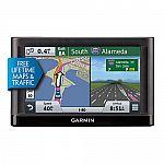 Garmin Nuvi 55LMT 5-Inch Portable GPS $90 + $15 Kohl's Cash