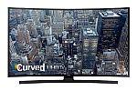 Samsung UN65JU6700 Curved 65-Inch 4K Ultra HD Smart LED TV (2015 Model) $1198