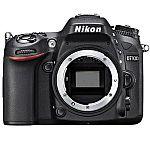 Nikon D7100 24.1 MP DX-Format CMOS Digital SLR Camera Body (Factory Refurbished) $449