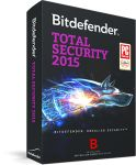FREE 9 Month Bitdefender Total Security 2015 Subscription, No Credit Card Needed