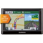 "Garmin Nuvi 65LM Essential Series GPS Navigator with Lifetime Maps and 6"" Display (Manufacture Refurbished) $80"