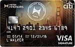 Citi® Hilton HHonors™ Visa Signature® Card - Earn 75,000 Hilton HHonors™ Bonus Points