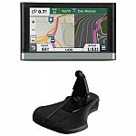 "Garmin nuvi 2597LMT 5"" GPS w/ Lifetime Map, Updates & 1-yr Warranty (Refurbished) $90"