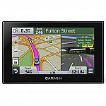 "Garmin nuvi 2599LMT HD 5.0"" GPS Navigator with Lifetime Maps & Traffic (Manufacture Refurbished) $99"