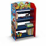 Delta Children PAW Patrol Bookshelf $25 and more