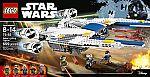 LEGO STAR WARS Rebel U-Wing Fighter 75155 $68
