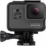 GoPro Hero 5 Black 4K Action Camera $320, GoPro Hero5 Session Camera $240
