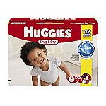 Huggies Snug & Dry Diapers, Size 5, 172 Count $25.40