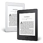"Kindle Paperwhite 6"" HD $99 and more"