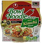 12-Pack Nongshim Noodle Soup $6.50 (Add-on)
