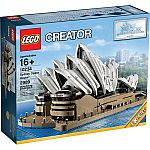 LEGO Creator Expert Sydney Opera House Play Set $248 and more