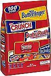 Nestle Halloween Candy Chocolate Assorted Minis Bag (40 oz.) $6.75