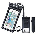 Waterproof Case, RISEPRO Floatable Underwater Pouch Dry Bag With Armband & Audio Jack Free