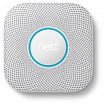 Nest Protect Smoke + CO Alarm Battery or Wired (2nd gen) $75