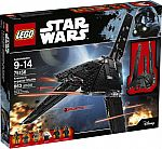 30% Off 1 LEGO or Toy: LEGO Star Wars Krennic's Imperial Shuttle $63