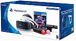 Sony PlayStation VR Launch Bundle From $450